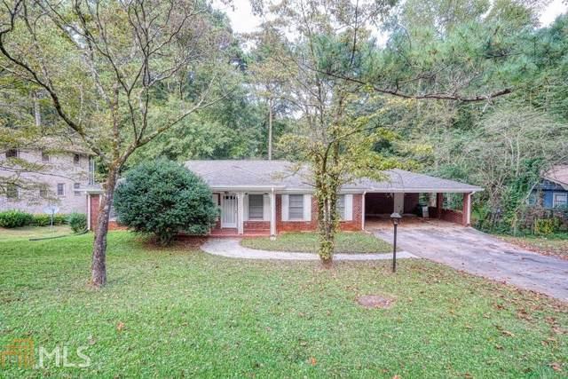344 Barbashela Drive, Stone Mountain, GA 30088 (MLS #8661978) :: Buffington Real Estate Group