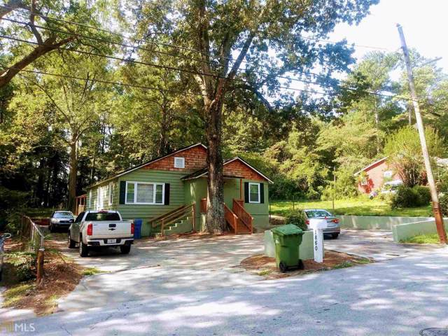 1860 North Avenue, Atlanta, GA 30318 (MLS #8662023) :: Buffington Real Estate Group