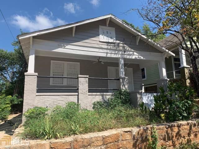 885 SW Beckwith Street, Atlanta, GA 30314 (MLS #8662036) :: Buffington Real Estate Group