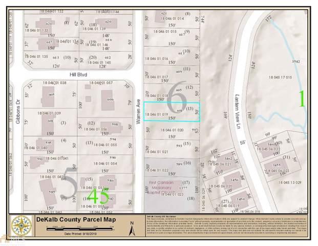 601 Warren Ave, Scottdale, GA 30079 (MLS #8662056) :: RE/MAX Eagle Creek Realty