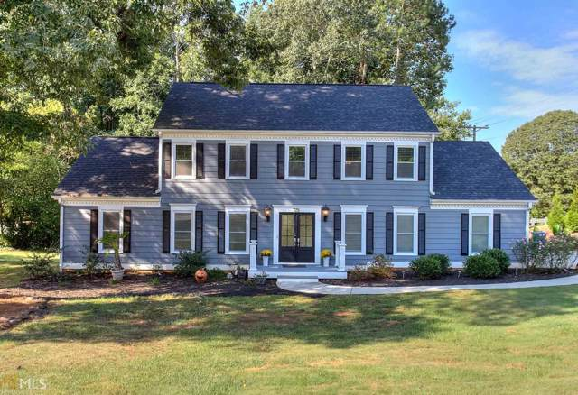 725 Dean Way, Lawrenceville, GA 30044 (MLS #8662066) :: Buffington Real Estate Group