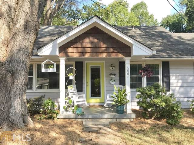 680 Clifton Road Se, Atlanta, GA 30316 (MLS #8662109) :: Buffington Real Estate Group