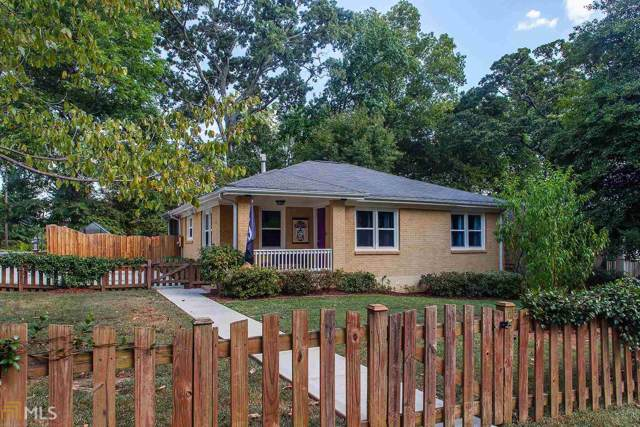 279 Mellrich Avenue, Atlanta, GA 30317 (MLS #8662125) :: Buffington Real Estate Group