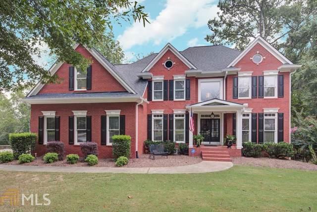 47 Lakecrest Cir, Suwanee, GA 30024 (MLS #8662280) :: Athens Georgia Homes
