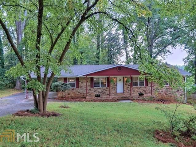 3406 Creek Valley Drive, Smyrna, GA 30082 (MLS #8662288) :: The Heyl Group at Keller Williams