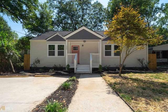 1547 Paxon St, Atlanta, GA 30317 (MLS #8662541) :: The Heyl Group at Keller Williams