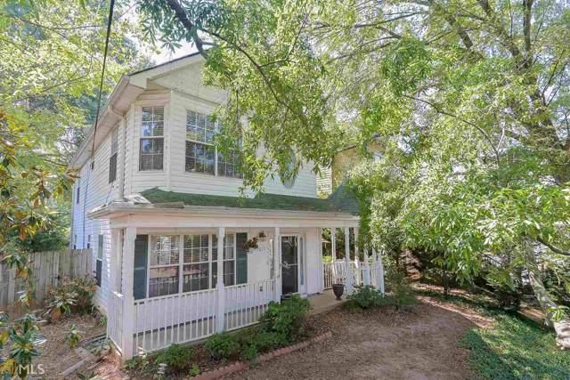 2079 College Ave, Atlanta, GA 30317 (MLS #8662556) :: RE/MAX Eagle Creek Realty