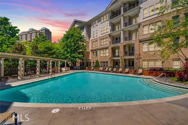 3621 Vinings Slope #2324, Atlanta, GA 30339 (MLS #8662608) :: The Heyl Group at Keller Williams