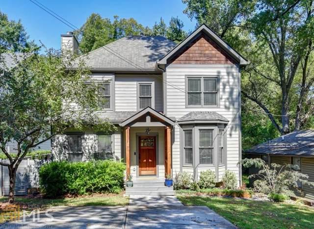 2683 George St, Atlanta, GA 30318 (MLS #8662652) :: RE/MAX Eagle Creek Realty