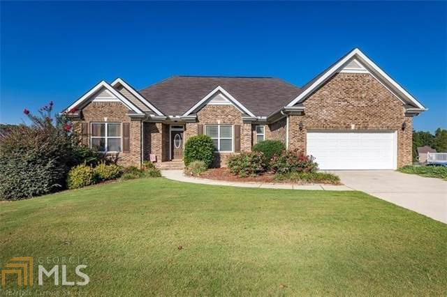 107 Ridge Brooke Drive, Douglasville, GA 30134 (MLS #8662666) :: Buffington Real Estate Group