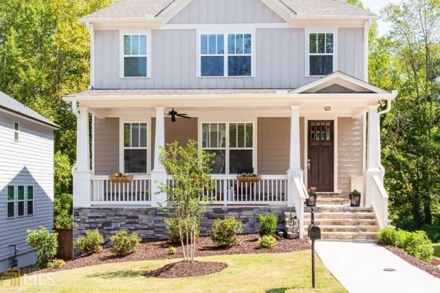 1376 Custer Way, Atlanta, GA 30316 (MLS #8662673) :: RE/MAX Eagle Creek Realty