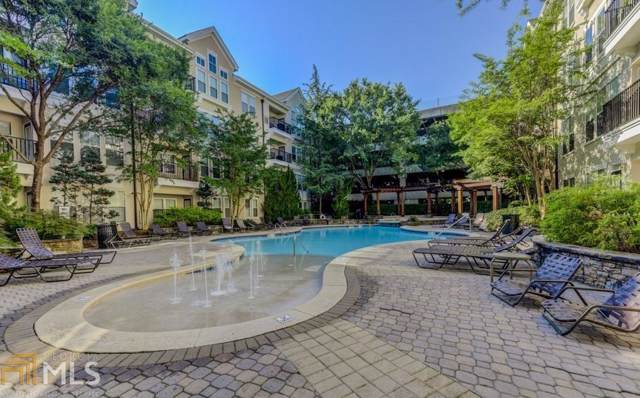 1850 Cotillion Drive #4322, Dunwoody, GA 30338 (MLS #8662680) :: RE/MAX Eagle Creek Realty