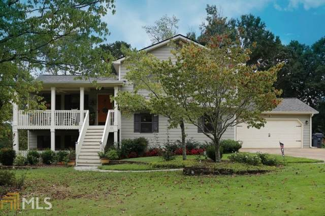 364 Russell Ridge Dr, Lawrenceville, GA 30043 (MLS #8662688) :: The Heyl Group at Keller Williams