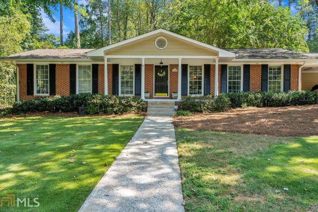145 River Springs Dr, Sandy Springs, GA 30328 (MLS #8662730) :: RE/MAX Eagle Creek Realty