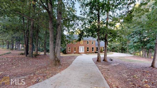 1240 Vineyard Dr, Conyers, GA 30013 (MLS #8662745) :: Rettro Group