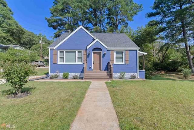 2302 Hillside Ave, Decatur, GA 30032 (MLS #8662779) :: Rettro Group
