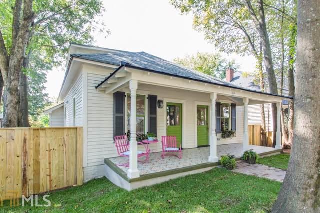 649 Gaskill Street Se, Atlanta, GA 30316 (MLS #8662867) :: RE/MAX Eagle Creek Realty