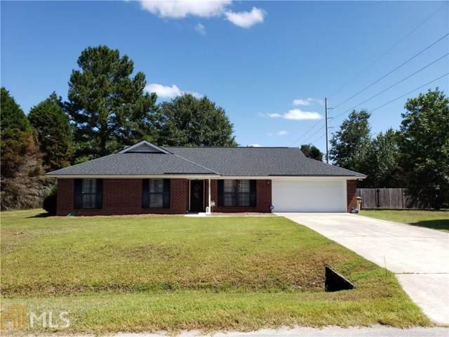 102 Rosewood Drive, Guyton, GA 31312 (MLS #8663064) :: The Durham Team