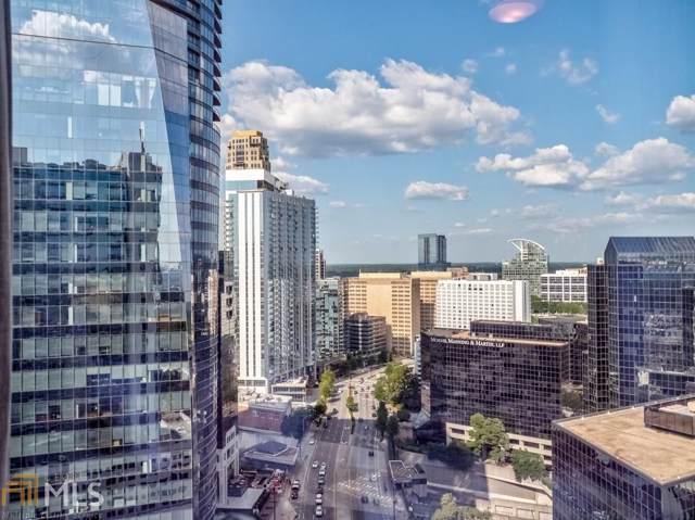 3324 Peachtree Rd #2301, Atlanta, GA 30326 (MLS #8663066) :: Buffington Real Estate Group