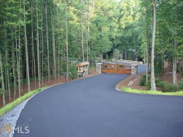 Lot 11 Greystone Trace, Ellijay, GA 30536 (MLS #8663261) :: Athens Georgia Homes