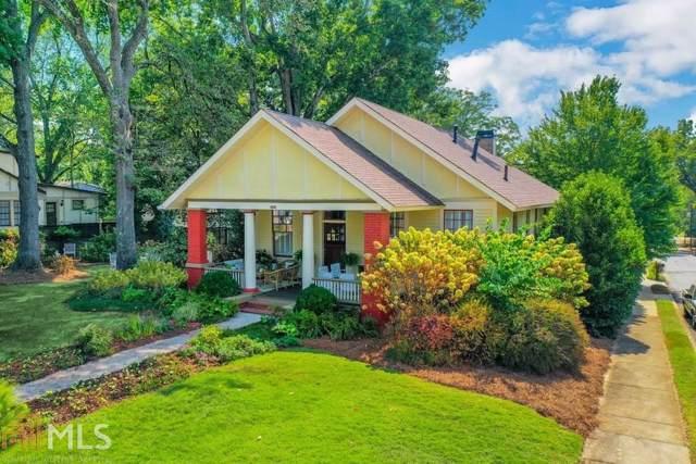 2147 Ridgedale Road Ne, Atlanta, GA 30317 (MLS #8663265) :: The Heyl Group at Keller Williams