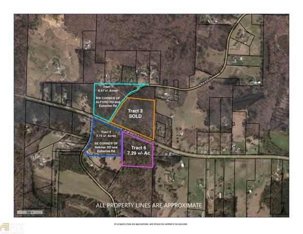 000 Euharlee Rd. Tract 5, Taylorsville, GA 30178 (MLS #8663299) :: The Heyl Group at Keller Williams