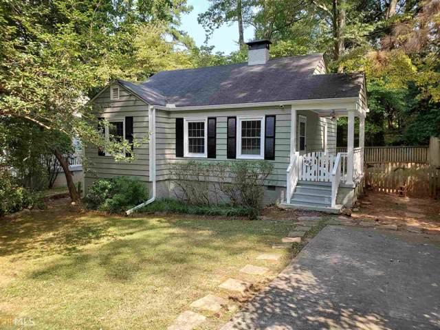 698 Windsor Terrace, Avondale Estates, GA 30002 (MLS #8663329) :: The Heyl Group at Keller Williams