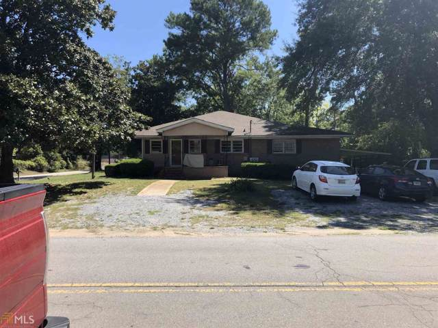 150 W Hall Street, Milledgeville, GA 31061 (MLS #8663449) :: HergGroup Atlanta