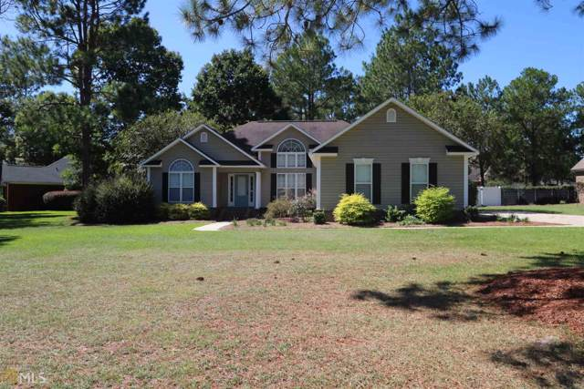 933 Pointer Rd, Statesboro, GA 30458 (MLS #8663500) :: The Stadler Group