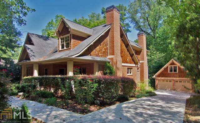 315 Vickers Drive Ne, Atlanta, GA 30307 (MLS #8663529) :: The Heyl Group at Keller Williams
