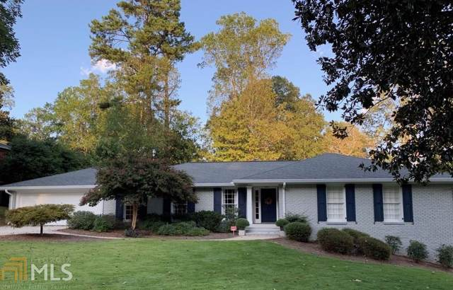 4795 Cherrywood Lane, Atlanta, GA 30342 (MLS #8663571) :: The Heyl Group at Keller Williams
