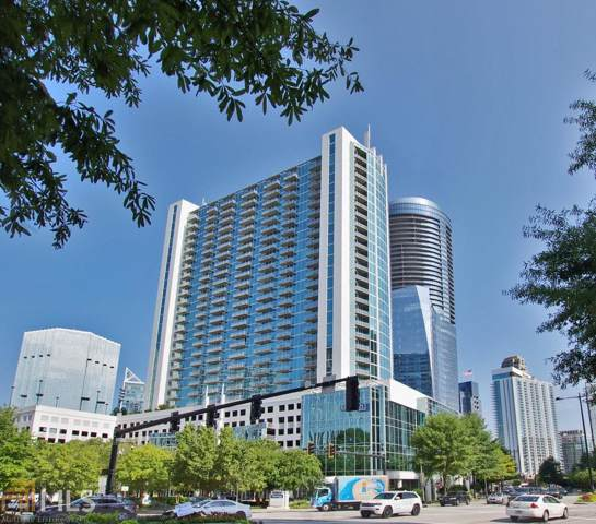 3324 Peachtree Rd #2118, Atlanta, GA 30326 (MLS #8663582) :: Buffington Real Estate Group