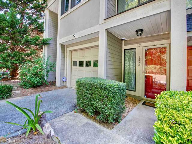 1658 Ironwood Rd, Marietta, GA 30067 (MLS #8663628) :: The Heyl Group at Keller Williams