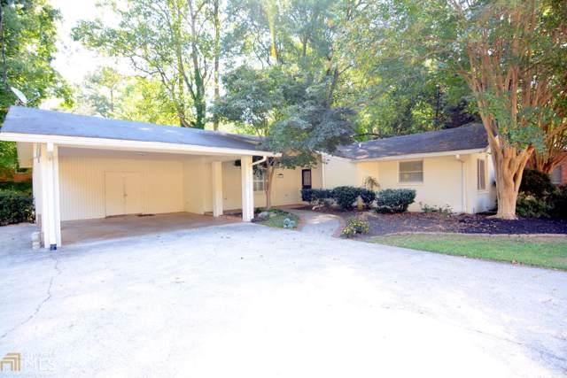 659 Fern Street Se, Marietta, GA 30067 (MLS #8663693) :: The Heyl Group at Keller Williams