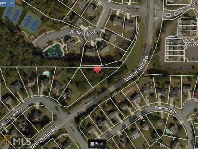 0 Union Hill Road, Alpharetta, GA 30004 (MLS #8663736) :: The Heyl Group at Keller Williams