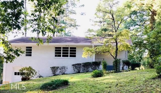 1394 Glencrest Drive, Marietta, GA 30062 (MLS #8663777) :: The Heyl Group at Keller Williams
