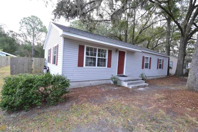 806 Margaret St, St. Marys, GA 31558 (MLS #8663834) :: Military Realty