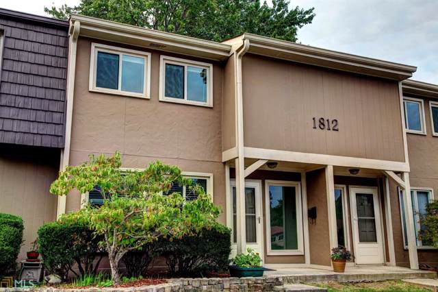 1812 Ashborough Circle Se B, Marietta, GA 30067 (MLS #8663952) :: The Heyl Group at Keller Williams