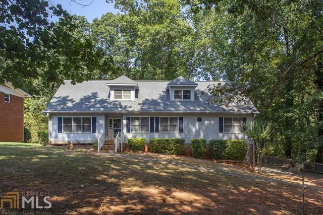 4824 Kenilworth Drive, Stone Mountain, GA 30083 (MLS #8663992) :: The Durham Team