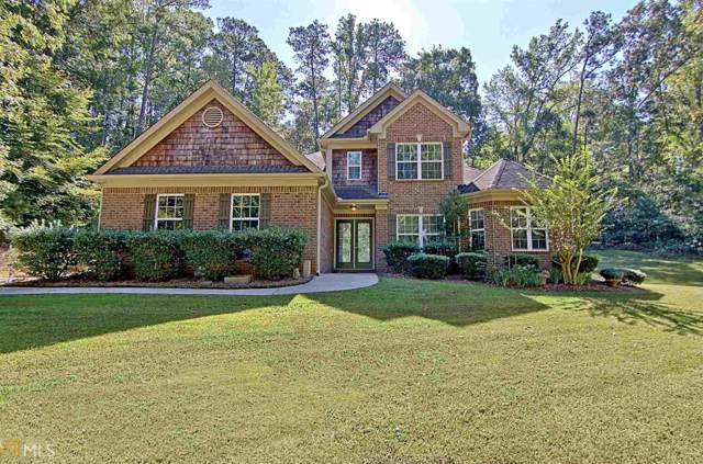 660 Mcclure Lake Rd, Fairburn, GA 30213 (MLS #8664045) :: Athens Georgia Homes