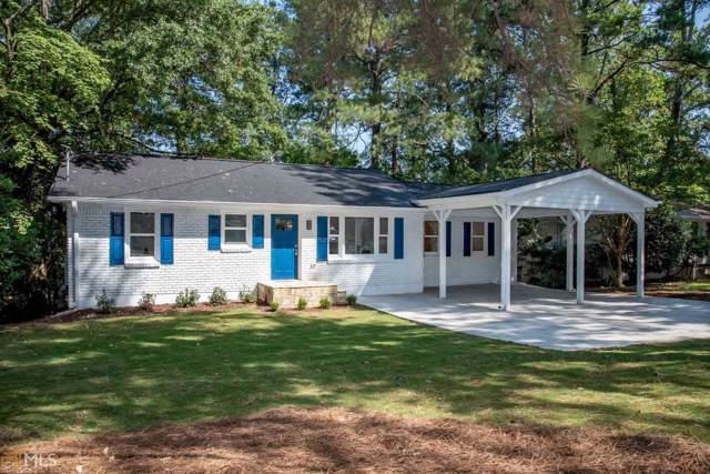 1432 N Druid Hills Rd, Brookhaven, GA 30319 (MLS #8664084) :: The Durham Team