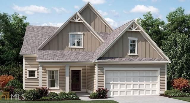 228 William Creek Dr, Holly Springs, GA 30115 (MLS #8664394) :: Rettro Group
