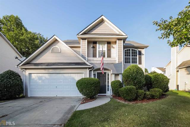 4430 High Gate, Acworth, GA 30101 (MLS #8665107) :: Buffington Real Estate Group