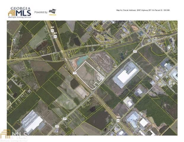2647 Highway 257, Dublin, GA 31021 (MLS #8665652) :: Bonds Realty Group Keller Williams Realty - Atlanta Partners