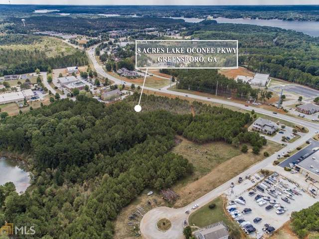 0 Lake Oconee Pkwy 8 Acres, Greensboro, GA 30642 (MLS #8666717) :: Keller Williams Realty Atlanta Partners
