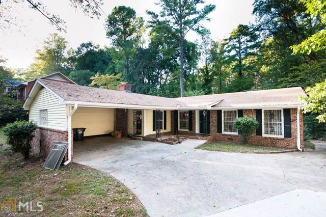 2777 Headland Dr, East Point, GA 30344 (MLS #8666779) :: The Realty Queen Team