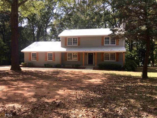 189 Lakeside Dr, Arnoldsville, GA 30619 (MLS #8666809) :: The Realty Queen Team