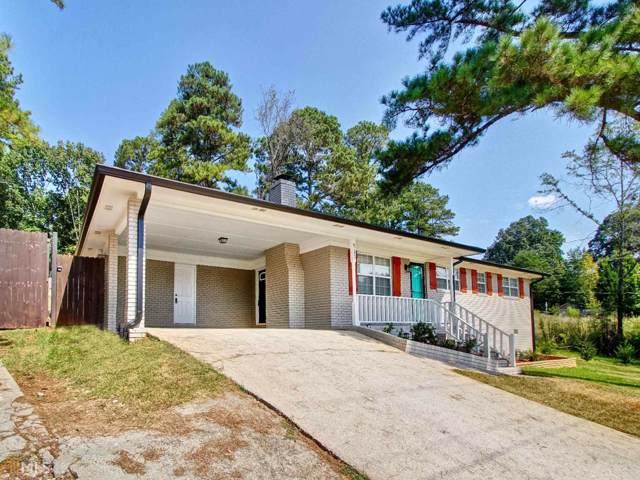 6283 John West Rd, Douglasville, GA 30134 (MLS #8667823) :: Buffington Real Estate Group