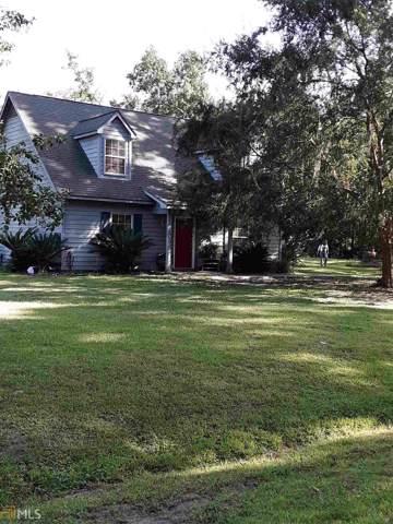 7725 Harrietts Bluff Rd, Woodbine, GA 31569 (MLS #8668322) :: Military Realty
