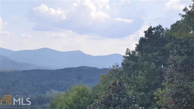 Lot 9 The Summit, Blairsville, GA 30512 (MLS #8668490) :: RE/MAX Eagle Creek Realty